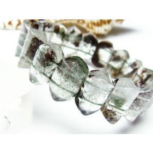 ガーデンクォーツ(庭園水晶) バングル  パワーストーン 天然石 t229-3990 seian 04