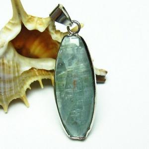 カイヤナイト ペンダント  パワーストーン 天然石 t273-3338|seian