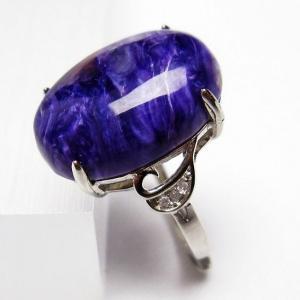 チャロアイト 指輪  t275-17710|seian
