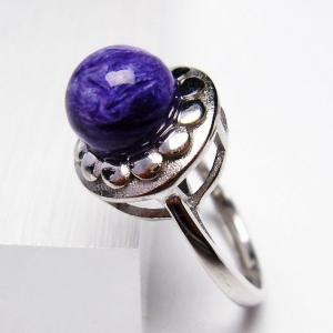 チャロアイト 指輪  t275-17750|seian