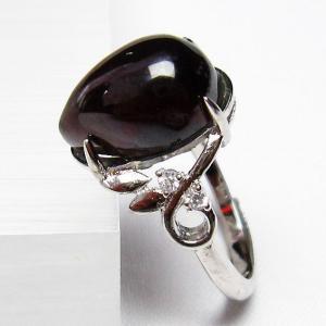 ガーネット 指輪  t275-18142 seian