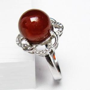 ガーネット 指輪 t275-18162 seian