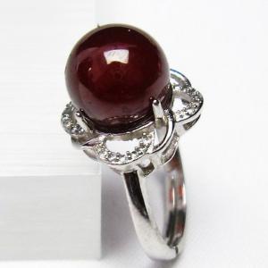 ガーネット 指輪  t275-18167 seian