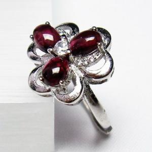 ガーネット 指輪  t275-18208 seian