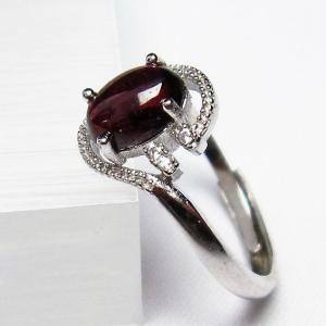ガーネット 指輪 t275-18215 seian