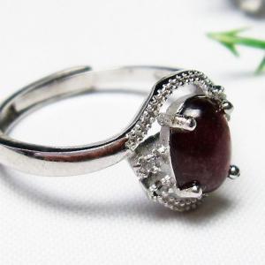 ガーネット 指輪  t275-18220|seian