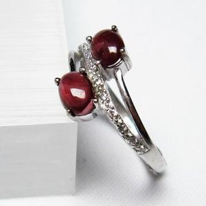 ガーネット 指輪 t275-18231 seian