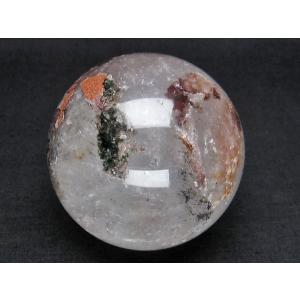 ガーデンクォーツ(庭園水晶) 丸玉 68mm  t296-1192|seian|03
