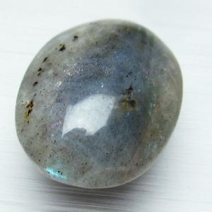 ラブラドライトタンブル パワーストーン 天然石 t342-1495|seian