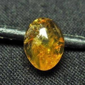 シトリン水晶 ルース パワーストーン 天然石 t358-1622|seian