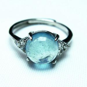 アクアマリン 指輪 (10号) t367-5778|seian
