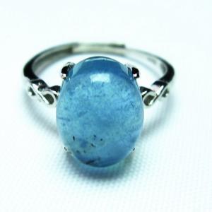 アクアマリン 指輪 (15号) t367-5798|seian