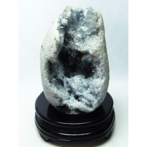 3.8Kgパワーストーン 天然石 セレスタイト 天青石 原石