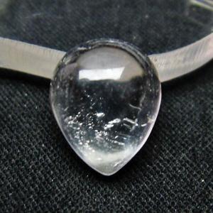ヒマラヤ水晶 ルース パワーストーン 天然石 t390-660|seian