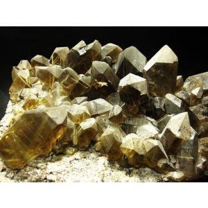 タイチンルチル クォーツ 原石 クラスター 8.9Kg パワーストーン 天然石 t4-800 seian 03