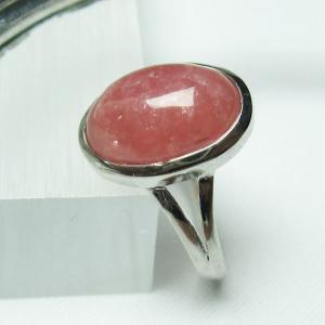 インカローズ ロードクロサイト 指輪 (15号) t426-6122 seian