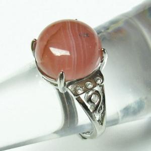 インカローズ ロードクロサイト 指輪 (13号) t426-6993|seian