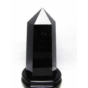 モリオン 原石 本物  天然 黒水晶  六角柱 4.8Kg t43-5296|seian