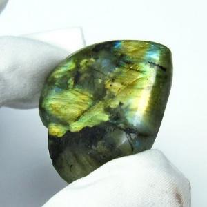 ラブラドライトハート 置物 パワーストーン 天然石 t499-1251|seian
