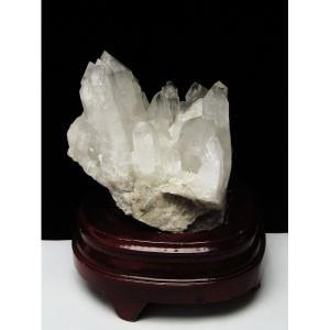 レムリアンシード水晶クラスター t504-6086|seian