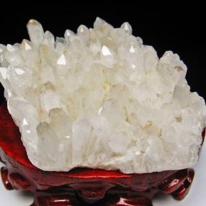 ヒマラヤ水晶クラスター t504-6327|seian