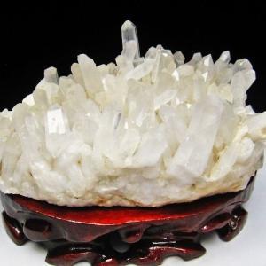 ヒマラヤ水晶クラスター t504-6334 seian