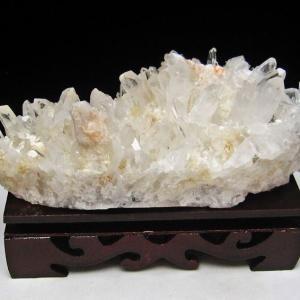 ヒマラヤ水晶クラスター t504-6349 seian