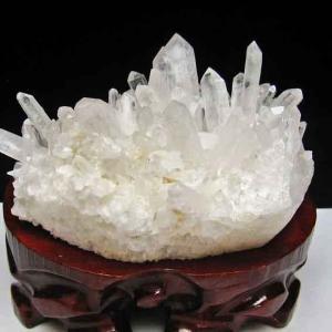 ヒマラヤ水晶クラスター t504-6353|seian