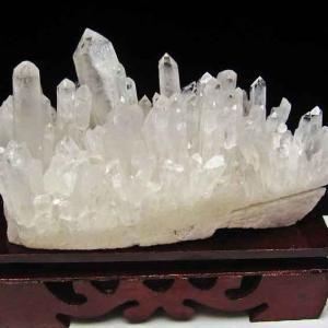 ヒマラヤ水晶クラスター t504-6357|seian