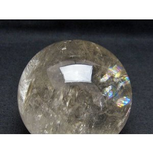 虹入り ライトニング水晶 丸玉 75mm  t529-4759|seian|04