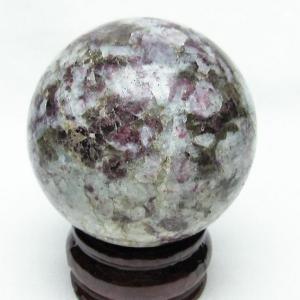 ピンクトルマリン 丸玉 62mm  パワーストーン 天然石 t540-1520|seian