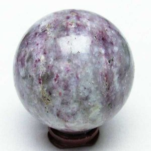 ピンクトルマリン 丸玉 53mm  パワーストーン 天然石 t540-1610|seian
