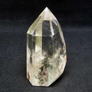 ガーデンクォーツ(庭園水晶) 六角柱 t577-3147 seian