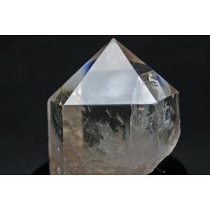 虹入り ライトニング水晶 六角柱 t581-5096 seian 03