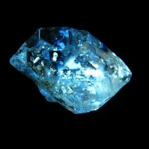 オイルイン ハーキマーダイヤモンド (石油入り ハーキマーダイヤモンド) パキスタン産  t596-2968|seian