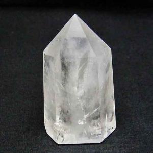 虹入り ヒマラヤ水晶 六角柱 t60-17021|seian