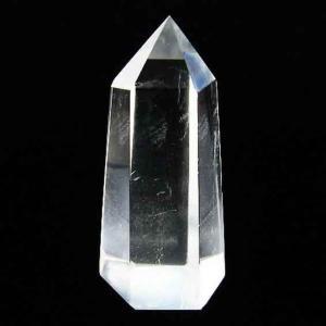 ヒマラヤ水晶 六角柱 t60-17754|seian
