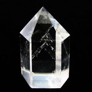 ヒマラヤ水晶 六角柱 t60-17760|seian