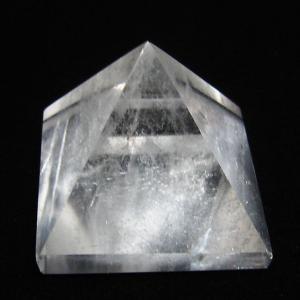 ヒマラヤ水晶ピラミッド パワーストーン 天然石 t600-1045|seian