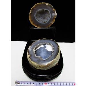 ブラジル産 タイチンフラワー水晶トレジャーメノウ t605-2607|seian