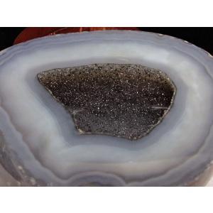 1.5Kg ブラジル産 タイチンフラワー水晶トレジャーメノウ パワーストーン 天然石 t605-2745 seian 03
