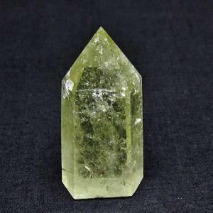 シトリン水晶 六角柱 t61-10143|seian