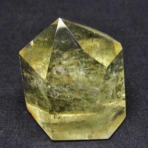 シトリン水晶 六角柱 t61-9386|seian
