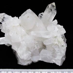 ブラジル ミナスジェライス産  水晶クラスター t618-5314|seian