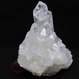 アーカンソー州産 水晶クラスター t618-5990|seian