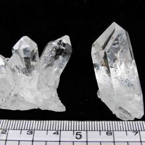 アーカンソー州産 水晶クラスター t619-3536|seian