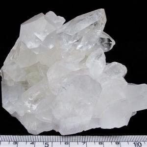 アーカンソー州産 水晶クラスター t619-3587|seian