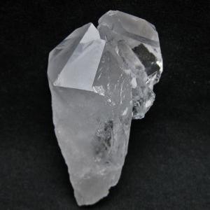 アーカンソー州産 水晶クラスター t619-3743|seian