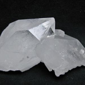 アーカンソー州産 水晶クラスター t619-3808|seian