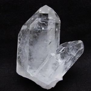 アーカンソー州産 水晶クラスター t619-3987|seian